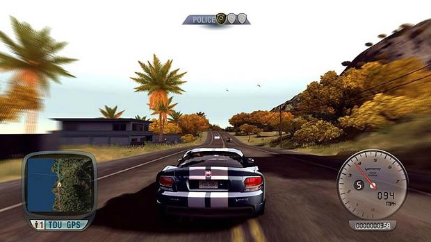 Test Drive Unlimited 1 PC Game