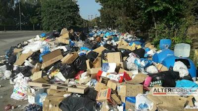"""""""Λαθρεμπόριο"""" απορριμμάτων κάνουν στην Κέρκυρα; - Κοντέινερ ετοιμαζόταν για τον ΧΥΤΑ Καρβουναρίου…"""