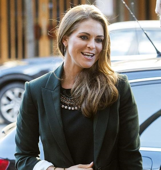 Sweden's Princess Madeleine British-American banker Chris and the two married in Stockholm in June 2013