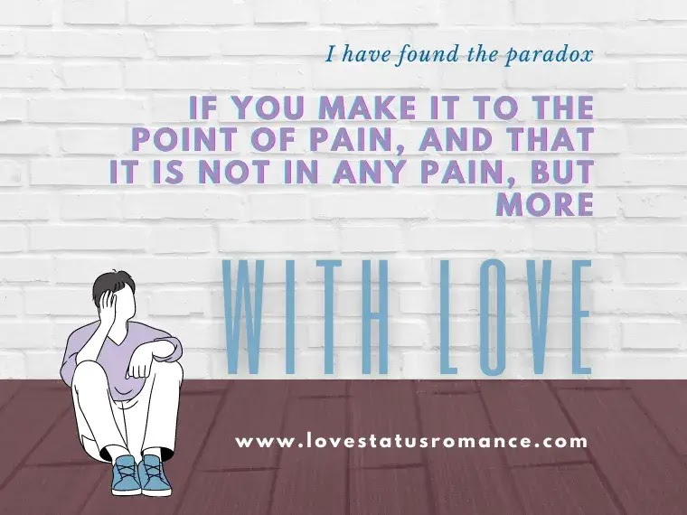 Sad Quotes on Love, Pain Quotes,