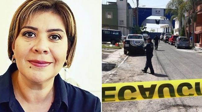Comando de Sicarios ejecuta dentro de plantel a María Martínez, rectora de la Universidad de Valladolid, en Veracruz