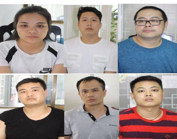 5 người Trung Quốc dụ thiếu nữ chưa 16 đóng 'phim đen'