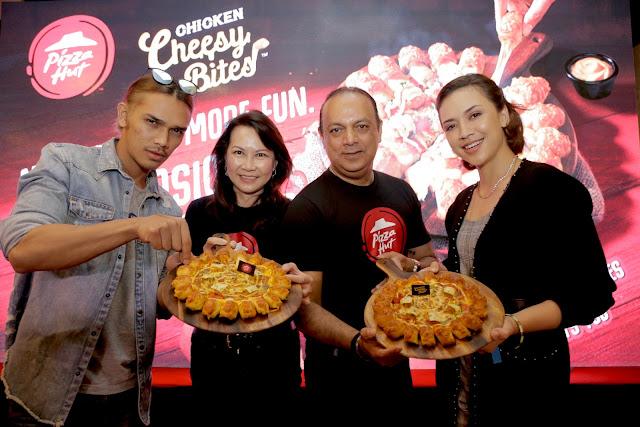 CHICKEN CHESSY BITES, PIZZA HUT, PIZZA HUT MALAYSIA, PIZZA HUT SIAPA KENA,