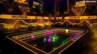 Laser League Game Screenshot 9
