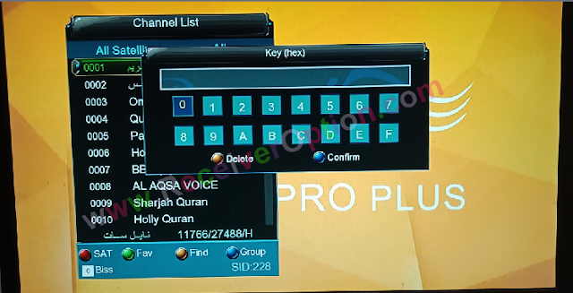 ROYAL 8000 PRO PLUS 1506TV NEW SOFTWARE WITH ECAST & DIRECT BISS KEY ADD OPTION