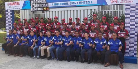 ITGP, Ajang Yamaha Indonesia Ciptakan Teknisi Kelas Dunia
