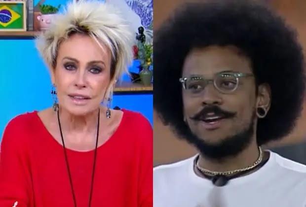BBB 2021: Ana Maria Braga enaltece João Luiz e detona fala racista de Rodolffo