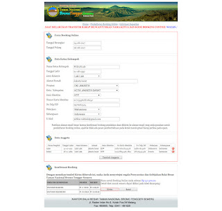 Cara Booking Pendakian Gunung Semeru via Online