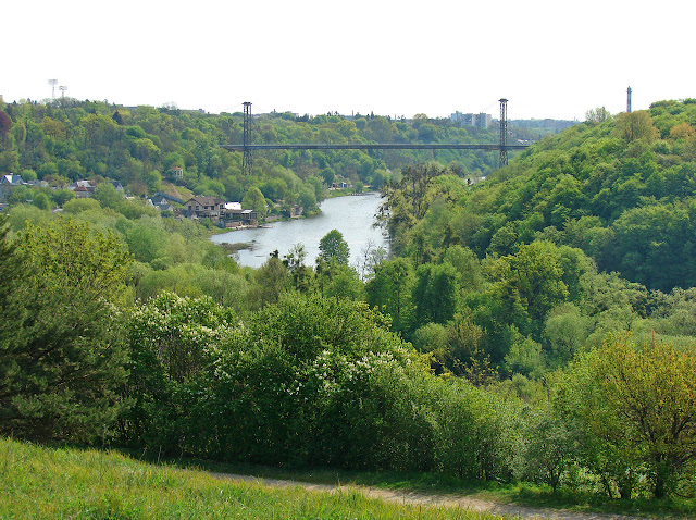 Житомир, река Тетерев