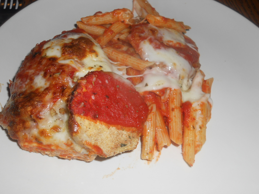Chicken Sorrentino Penne (Secret Recipe Club) - Hezzi-D's