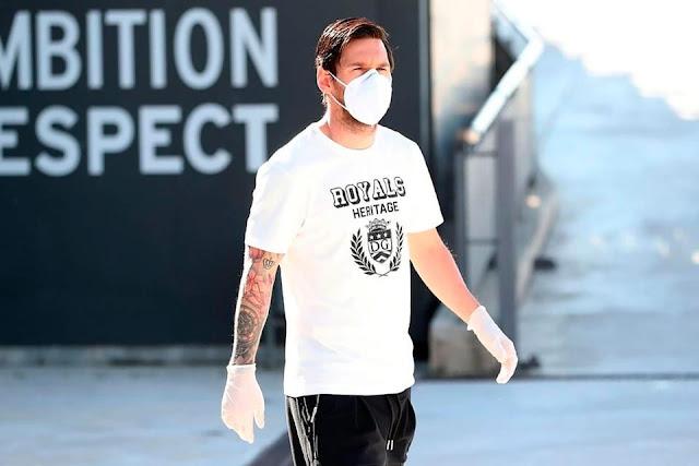 La BBC asegura que Messi ya arregló su contrato con el Manchester City