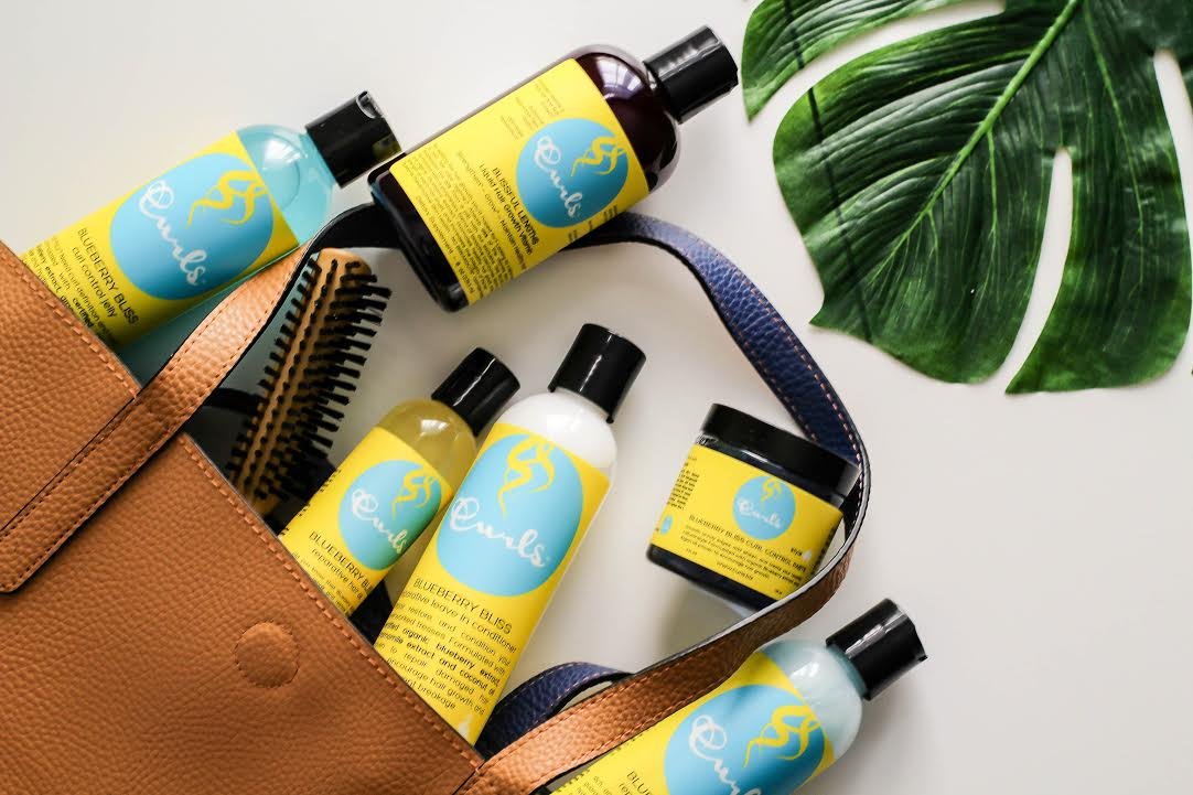 Click here to buy Curls Blueberry Bliss Hair Wash & Leave-in Conditioner & Hair Oil Combo to get the benefits of blueberries for your hair!