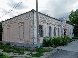Белая Церковь. Ул. Богдана Хмельницкого, 13. Библиотека для детей