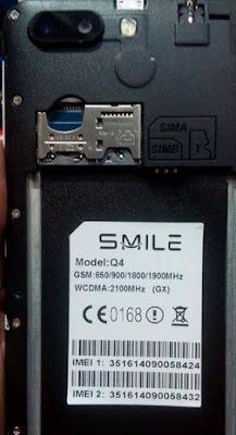 Smile Q4 Flash File