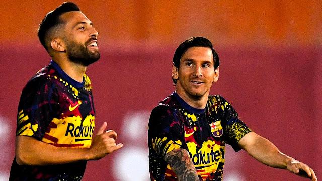 Mallorca vs Barcelona Live Score