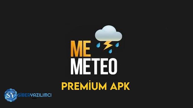 MeMeteo: Hava Durumu v4.0.3 Premium APK