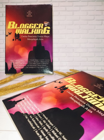 buku blogger walking warung blogger