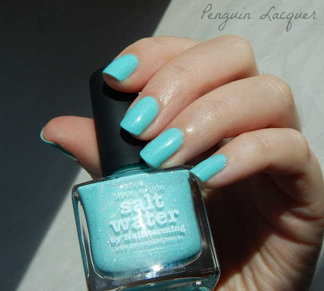 Picture Polish Salt water in direct sunlight