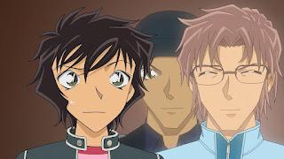 名探偵コナン アニメ 1020話 赤井秀一  Akai Shuichi | Detective Conan Episode 1020