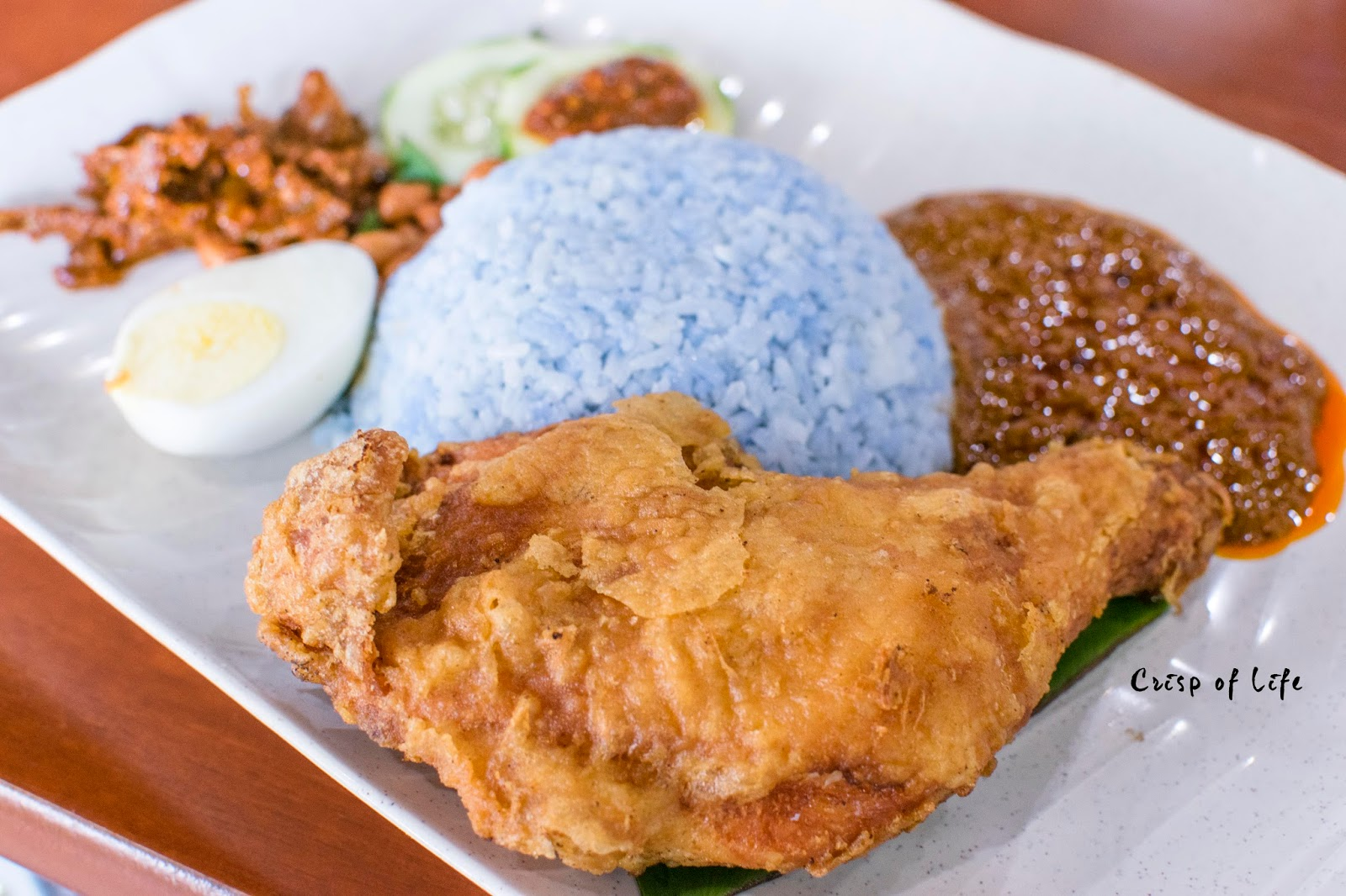 Projek Nasi Lemak Dato Kramat Penang