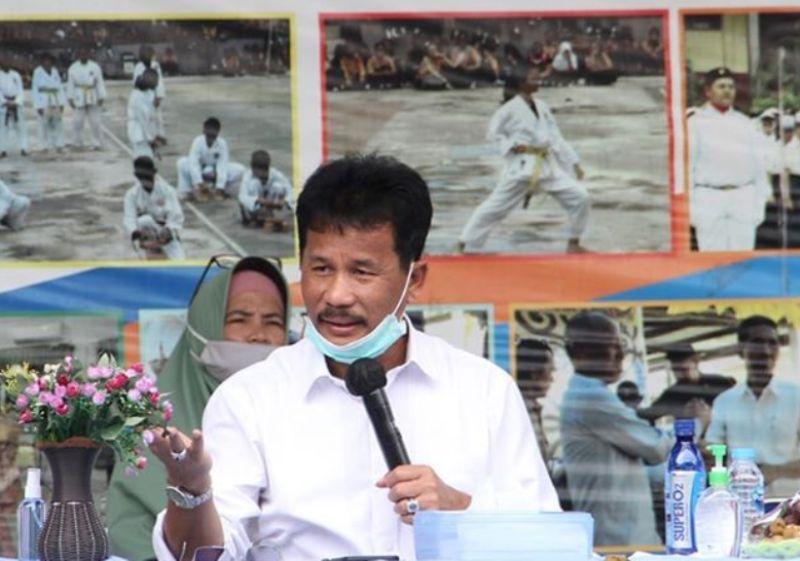 Semangat! Walikota Batam Muhammad Rudi Targetkan Covid-19 Selesai Bulan Agustus