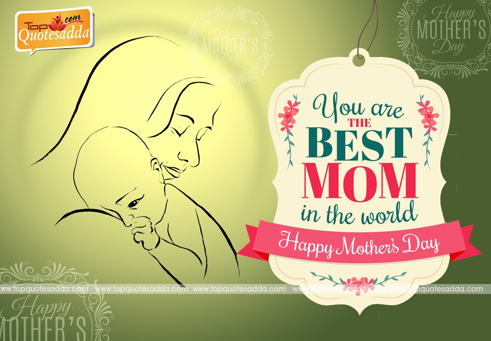 Happy Mothers Day Best Quotes And Greetings