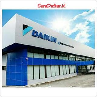 Lowongan Kerja PT Daikin Manufacturing Indonesia BIIE Via Email 2019