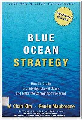 Sipnosis Buku : Blue Ocean Strategy
