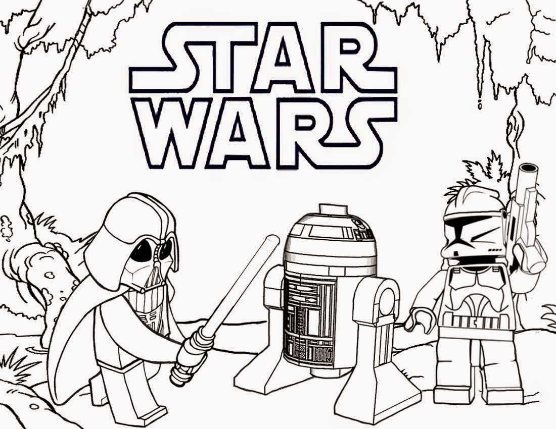 r2 d2 star wars coloring pages - photo #42