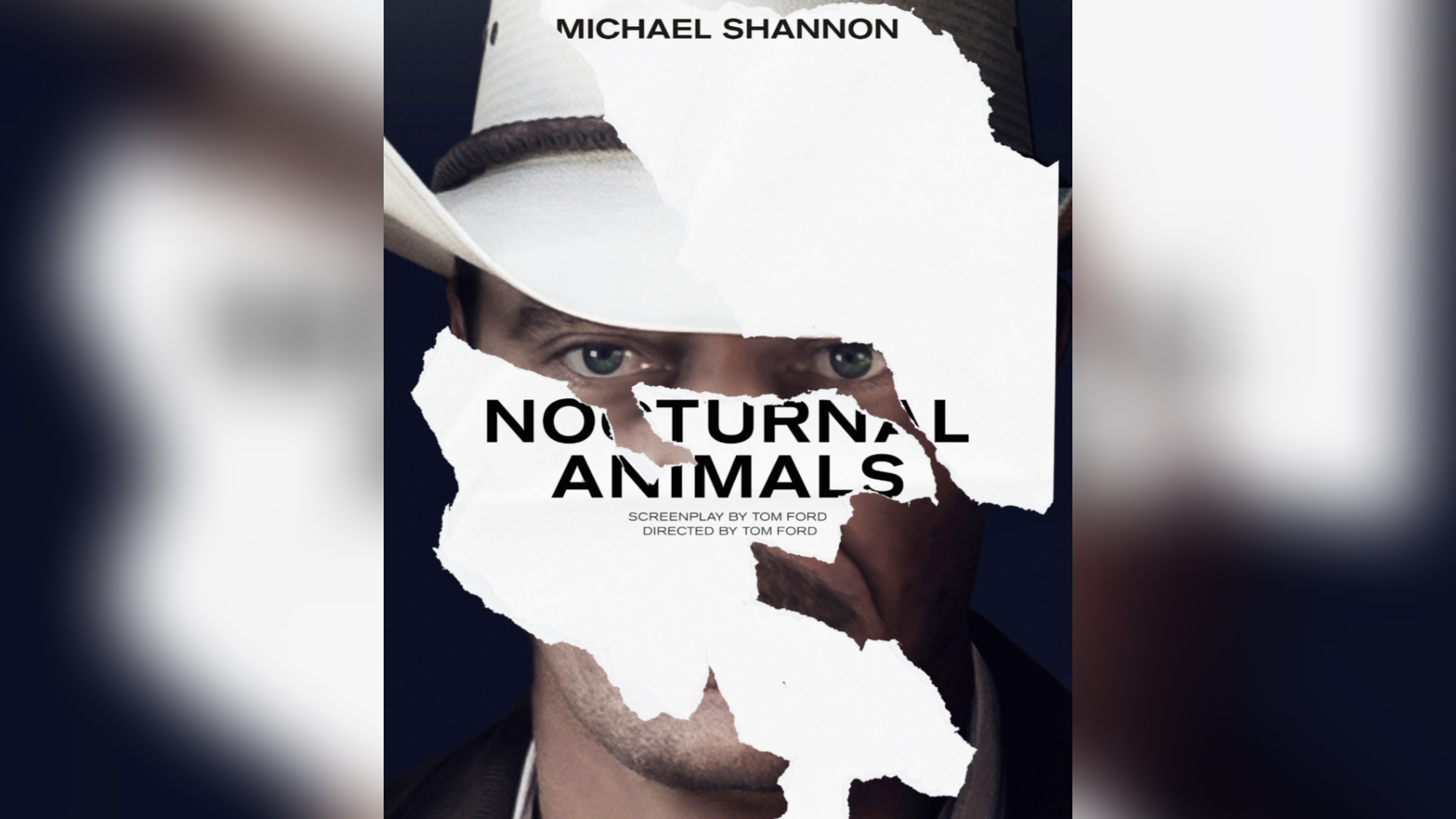 Nocturnal Animals Michael Shannon Detective Bobby Andes Focus Features