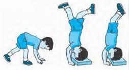 Senam lantai adalah merupakan senam dengan memadukan gerakan dan irama yang dilakukan diatas lantai. Dalam senam lantai ada 2 jenis teknik senam lantai yaitu Kopstand dan Handstand. Kopstand adalah gerakan dalam senam lantai dengan berdiri dengan kepala. Bagaimana cara melakukan gerakan kopstand?