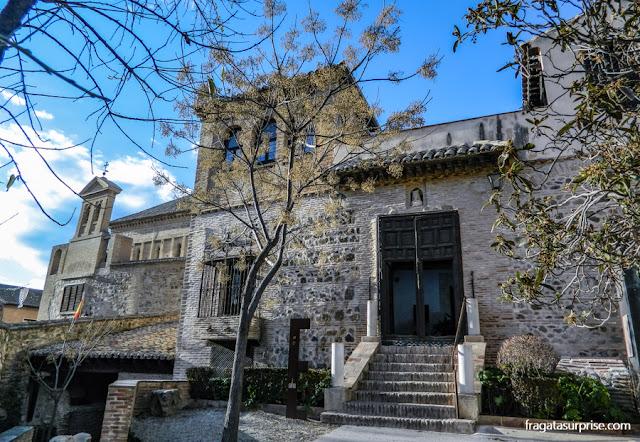 Museu Casa de El Greco em Toledo, Espanha