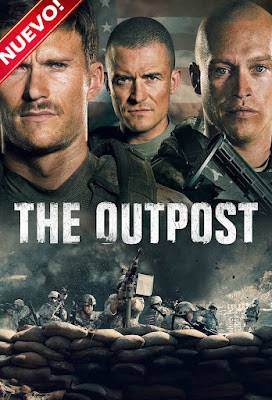 The Outpost 2020 DVD R1 NTSC Sub