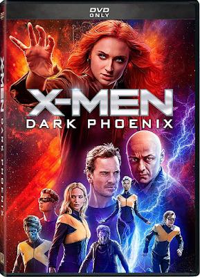 X Men Dark Phoenix [2019] [DVD R1] [Latino]