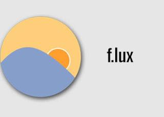 تحميل برنامج f.lux لحماية العين من أشعة الهاتف للاندرويد