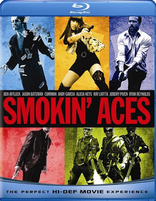 Smokin Aces 2006 Hindi Dubbed Dual BRRip 300mb ESub