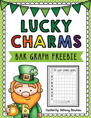 Graphing-Lucky-Charms-Freebie