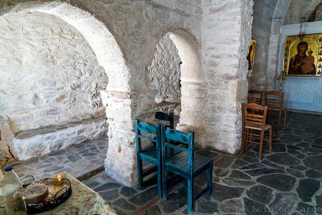 Agios Ioannis Theologos-Amorgos-Cyclades