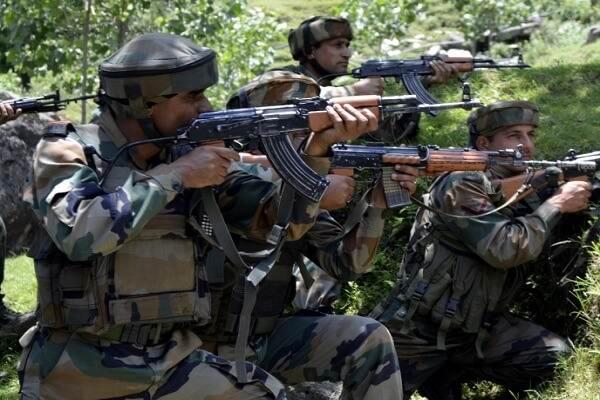 पाकिस्तान ने की हद पार, भारतीय सीमा पर कर दिया रॉकेट लांचर से हमला, 2 जवान शहीद