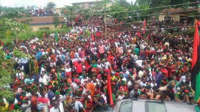 IPOB declares 21 days mourning for slain members