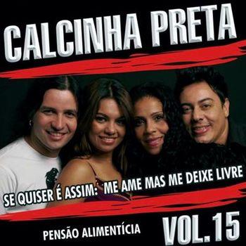 CD Pensão Alimentícia Vol 15 em Mp3