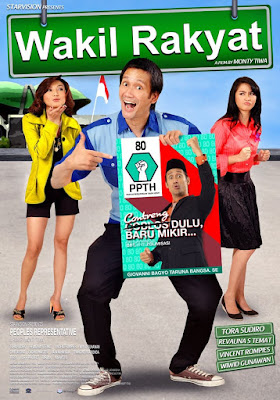 Wakil Rakyat Poster