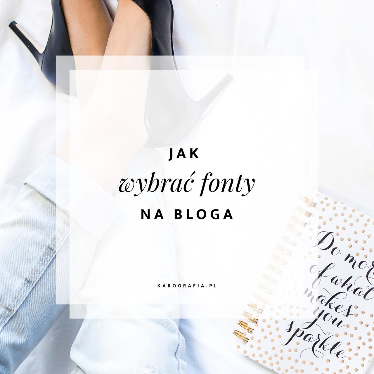 Jak wybrać fonty na bloga? Kilka narzędzi, które Ci w tym pomogą!