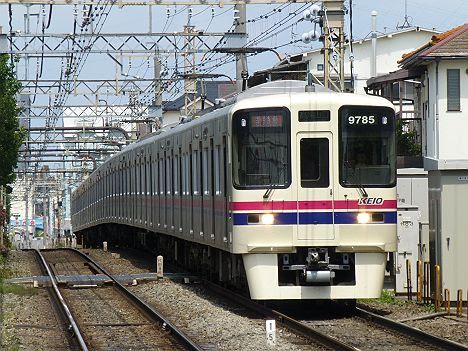 京王電鉄 準特急 高尾山口行き9 9030系