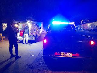 Tekan Angka Kriminalitas, Personil Polsek Anggeraja Rutin Patroli Malam