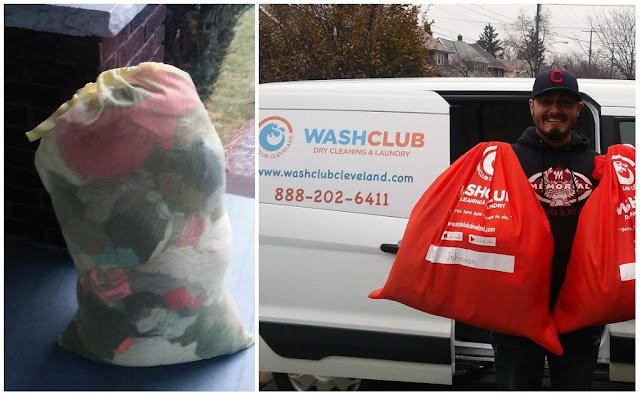 Let Wash Club Cleveland do the Dirty Work Pickup and Delivery + Enter to win!