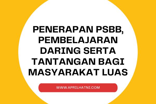 penerapan PSBB