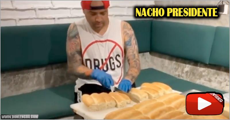 NACHO PRESIDENTE | Ignacio Mendoza reparte perroclientes en Margarita