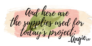 My supplies signature