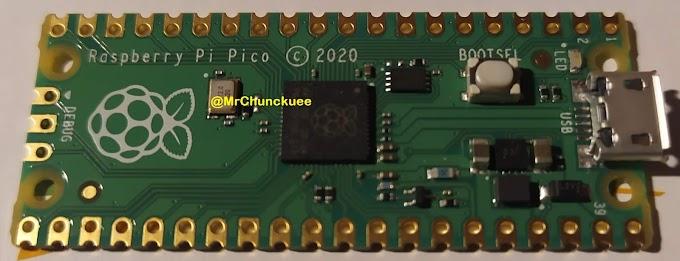 Raspberry Pi Pico: Introducción
